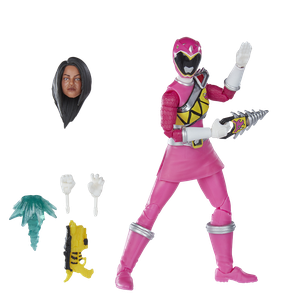 [Power Rangers: Lightning Collection Action Figure: Dino Charge Pink Ranger (Product Image)]