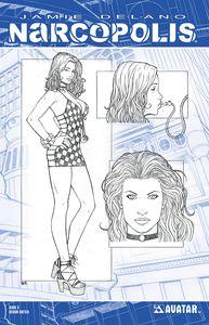 [Narcopolis #3 (Design Sketch Variant) (Product Image)]
