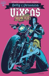 [Betty & Veronica: Vixens #8 (Cover B Fish) (Product Image)]