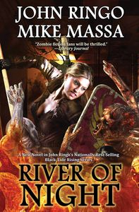 [Black Tide Rising: Book 8: River Of Night (Hardcover) (Product Image)]