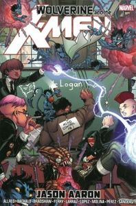 [Wolverine & The X-Men: By Jason Aaron: Omnibus (Hardcover) (Product Image)]