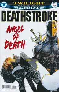 [Deathstroke #16 (Product Image)]