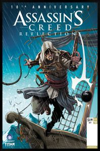 [Assassins Creed: Reflections #3 (Cover B Arranz) (Product Image)]