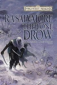 [Forgotten Realms: Hunter's Blades Trilogy: Book 2: Lone Drow (Product Image)]