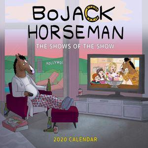 [Bojack Horseman: 2020 Wall Calendar (Product Image)]