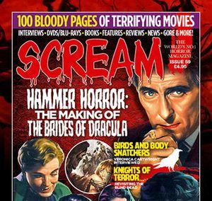 [Scream Magazine #59 (Product Image)]