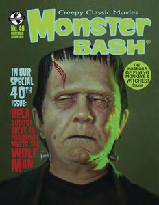 [Monster Bash Magazine #40 (Product Image)]