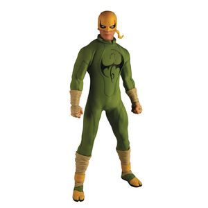 [Marvel: One:12 Collective Action Figure: Iron Fist (Product Image)]