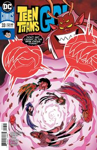 [Teen Titans Go #33 (Product Image)]