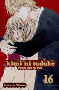 [Kimi Ni Todoke: Volume 16: From Me To You (Product Image)]