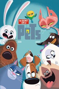 [The Secret Life Of Pets (Product Image)]