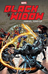 [Black Widow: Marvel Team-Up (Product Image)]