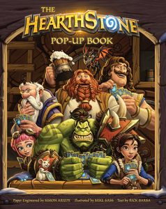 [The Hearthstone Pop-Up Book (Hardcover) (Product Image)]
