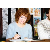 [Wendy and Richard Pini Signing Elfquest (Product Image)]