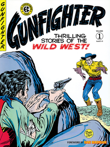[The EC Archives: Gunfighter (Hardcover) (Product Image)]