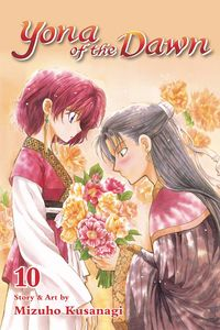 [Yona Of The Dawn: Volume 10 (Product Image)]
