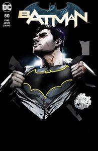 [Batman #50 (Forbidden Planet Exclusive - Jock Variant) (Product Image)]