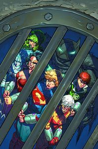 [Justice League 3001 #10 (Product Image)]