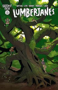 [Lumberjanes #69 (Cover A Leyh) (Product Image)]