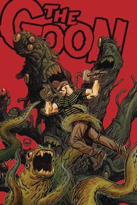 [Goon #12 (Johnson Cardstock Variant Cover) (Product Image)]
