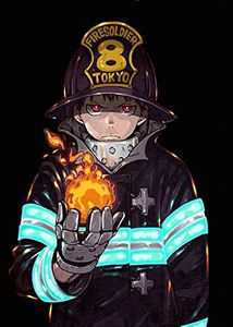 [Fire Force: Volume 24 (Product Image)]