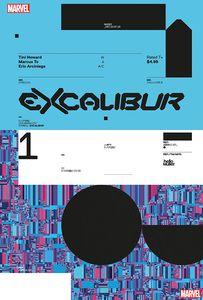 [Excalibur #1 (Mullar Design Variant) (Product Image)]
