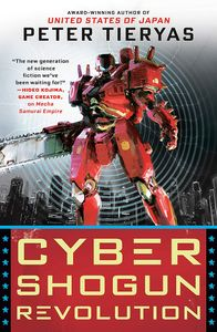 [United States Of Japan: Book 3: Cyber Shogun Revolution (Signed Art Card Edition) (Product Image)]
