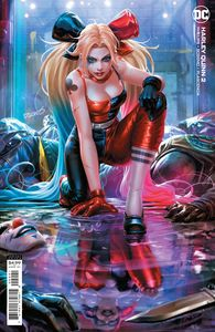 [Harley Quinn #2 (Cover B Derrick Chew Card Stock Variant) (Product Image)]