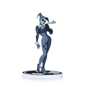 [Batman: Black & White: Statue: Harley Quinn (2nd Edition) (Product Image)]