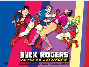 [Buck Rogers In The 25th Century: The Gray Morrow Years: Volume 1: 1979-81 (Hardcover) (Product Image)]
