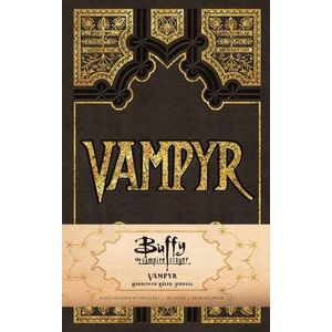 [Buffy The Vampire Slayer: Ruled Journal (Hardcover) (Product Image)]