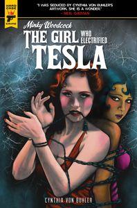 [Minky Woodcock: The Girl Who Electrified Tesla #4 (Cover C Buhler) (Product Image)]
