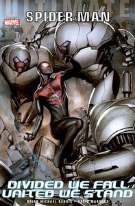 [Ultimate Comics: Spider-Man: Divided We Fall, United We Stand (UK Edition) (Product Image)]
