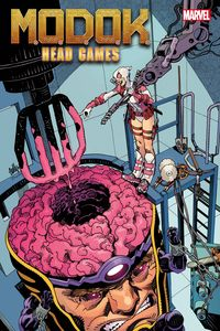 [Modok: Head Games #3 (Product Image)]
