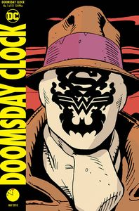 [Doomsday Clock #1 (3rd Printing) (Product Image)]