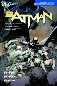 [Batman: Volume 1: The Court Of Owls (Product Image)]