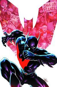 [Batman Beyond #8 (Product Image)]