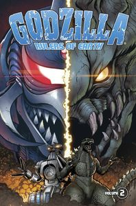 [Godzilla: Rulers Of Earth: Volume 2 (Product Image)]