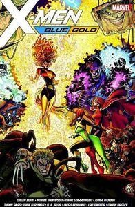 [X-Men: Blue/Gold (Product Image)]