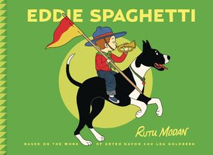 [Eddie Spaghetti: Story Book (Hardcover) (Product Image)]