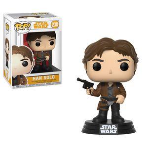 [Solo: A Star Wars Story: Pop! Vinyl Bobble-Head: Han Solo (Product Image)]