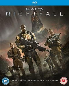 [Halo: Nightfall (Blu-Ray) (Product Image)]