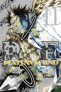 [Platinum End: Volume 11 (Product Image)]