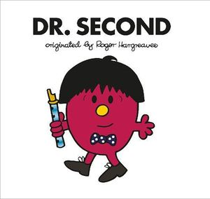 [Doctor Who: Mr. Men: Dr. Second (Product Image)]