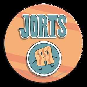 [Hilda: Coaster: Jorts Logo (Product Image)]