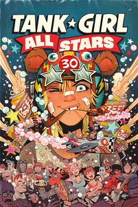 [Tank Girl: Tank Girl All Stars (Hardcover) (Product Image)]