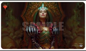 [Magic The Gathering: Legendary Playmat: Queen Marchesa (Product Image)]