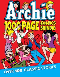 [Archie: 1000 Page Comics Shindig (Product Image)]