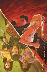 [Buffy The Vampire Slayer #12 (Quinones Variant) (Product Image)]
