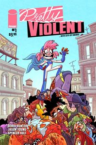 [Pretty Violent #1 (Cover A Hunter) (Product Image)]